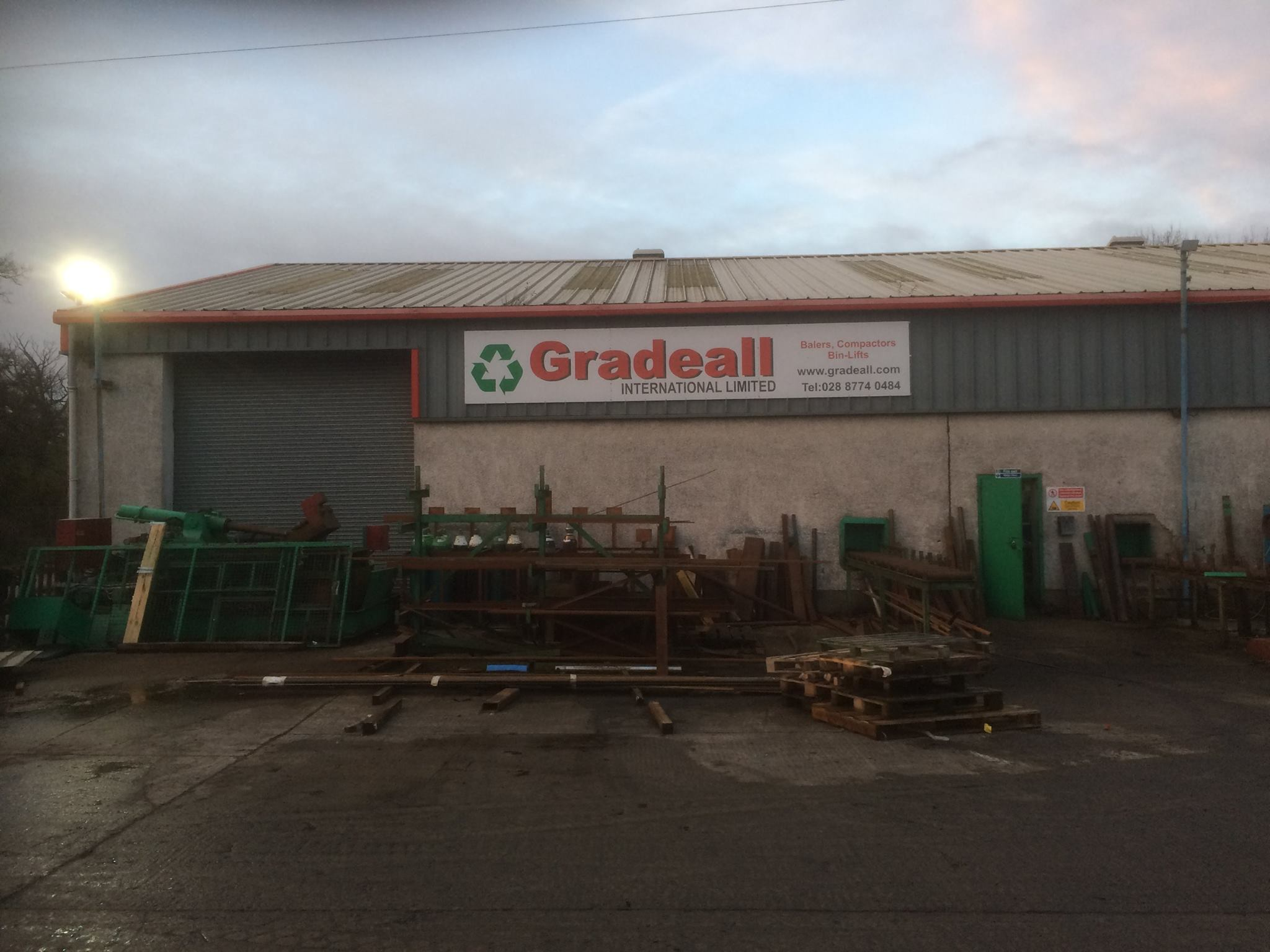 Gradeall International