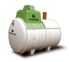 Wastewater Treatment Plants Tricel Novo