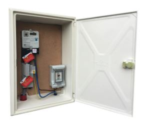 Electric Meter Boxes And Spare Doors For Northern Ireland