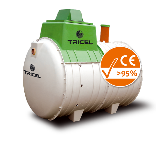 Tricel Novo wastewater treatment
