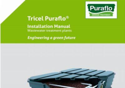 Tricel Puraflo (Manual)