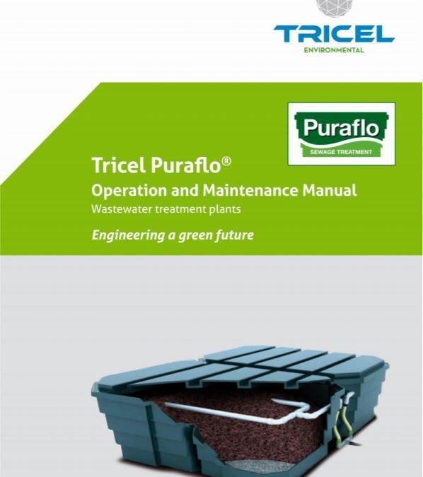 Tricel Puraflo (Maintenance Manual)