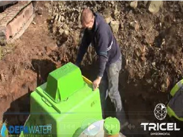 Residential Sewage Treatment Newry