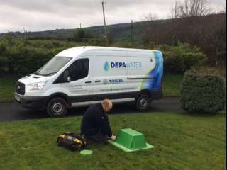 Septic tank and wastewater treatment servicing