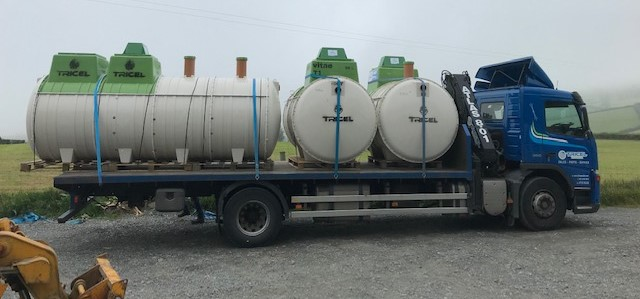 Covid-19 Update January 2021: Depawater delivering in Northern Ireland